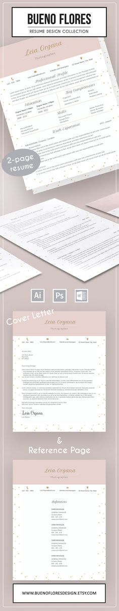 Resume Template Katsinn Everdeen  Cover Letter By