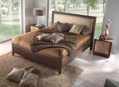 www.cordelsrl.com    #handicraft furniture : this bed is an handmade product