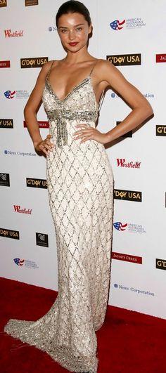 Miranda Kerr #HauteCouture