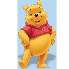 25 Cartoon Characters Whose Real Names You Never Knew. (Winnie the Pooh=Edward Bear)