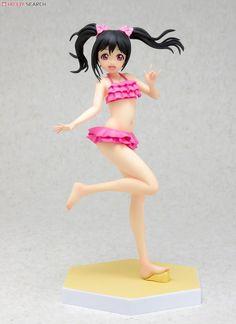 Versión Yazawa Nico BEACH QUEENS (Figura) Imagen del producto 1