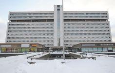 Pohjola Building, Kouvola Finland