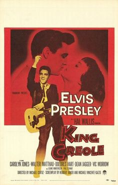 This was Elvis's favorite of all his films. I can definitely see why. :)