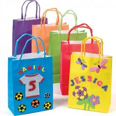 Bags £2.99 for 6 from Yellow Moon