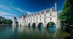 Château de Chenonceau - France aka The Twins