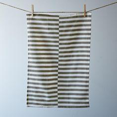 Gio Stripe Tea Towel