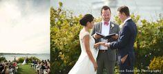Sullivan House, Block Island wedding ceremony photography #sullivanhouse #blockisland #susansancombphotography
