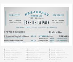typography tips for layout and which typefaces go together