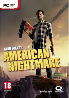 Buy Alan Wake American Nightmare CD KEY for Steam. Compare prices from popular video game stores and get the best deal instantly! Grand Theft Auto, Super Nintendo, Nordic Games, Nightmare Night, Video Games List, Psychological Horror, Geek Games, Pc Games, Latest Games