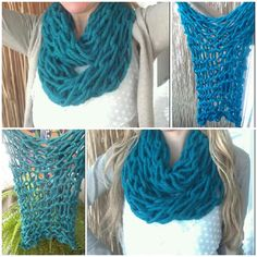 Hand made infinity Scarf/Snood/Cowl