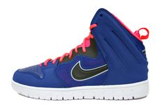 9502bd5839 Nike Dunk Free - Deep Royal Reflective Silver  Nike introduces its latest  silhouette iteration today  the Dunk Free.