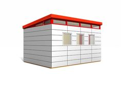 Prefab storage sheds FREE shipping no sales tax most states low