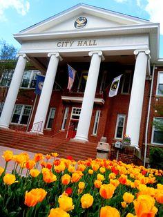 Salem, VA City Hall