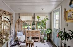 Creative Energy in a Design Lover's Wichita Cottage