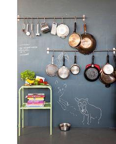 Une maison d'artiste - Kirra Jamison & Dane Lovett's Home (7)