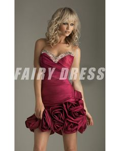 Cheap cocktail dresses Buy Quality cocktail dresses directly from China 2016 cocktail dresses Suppliers: Lovely Red Taffeta Strapless Short Floral Skirt Cocktail Dress 2017 Sheath Sweetheart Prom Party Dresses with Sequins Beads Junior Prom Dresses, Prom Party Dresses, Occasion Dresses, Homecoming Dresses, Evening Dresses, Bridesmaid Dresses, Graduation Dresses, Short Dresses, Best Cocktail Dresses