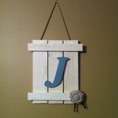 Easy homemade wall decor