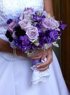 Purple Flowers!!!