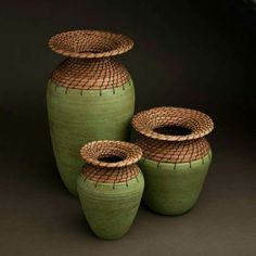 ceramic & basketry