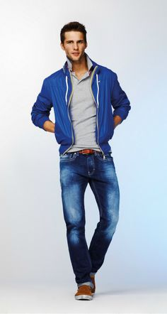 Tomas Skoloudik for Gas Jeans Spring / Summer 2012 lookbook