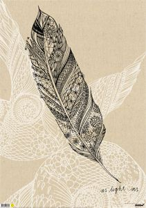 omg she has this in #wrappingpaper now? i love this print! by paula mills