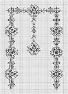 1 million+ Stunning Free Images to Use Anywhere Blackwork Patterns, Blackwork Embroidery, Needlepoint Patterns, Cross Stitch Embroidery, Cross Stitch Letters, Cross Stitch Boards, Cross Stitch Flowers, Cross Stitch Designs, Stitch Patterns