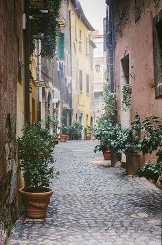 Tivoli. italia By Dasha Gutsu