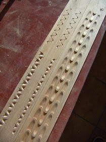 El rincón de un aprendiz: Ejercicios de talla en madera para principiantes