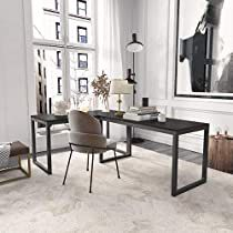 Check this out at Amazon Kitchen Work Tables, Dining Table With Bench, Table Desk, Kitchen Dinning, Room Kitchen, Office Computer Desk, Kid Desk, Home Office Desks, Contemporary Home Furniture