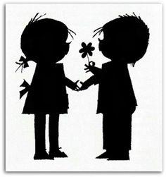 O amor é lindo.