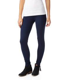 New with tags. Navy is a bit darker IRL. Ponte Pants, Aeropostale, Ankle Length, Black Jeans, Navy, Fashion, Hale Navy, Moda, Fashion Styles