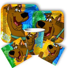 Scooby Doo Party Supplies from www.DiscountPartySupplies.com