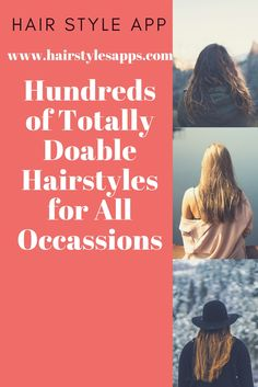 Great Hairstyles, Party Hairstyles, Hair Changer, Hairstyle App, Face Cut, Itunes, Hair Cuts, Android, Apps