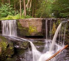 Appalachian National Scenic Trail, Connecticut to Massachusetts