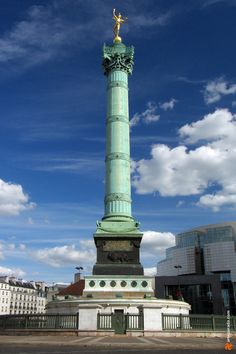 bastille day monument