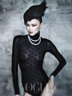 Han Hye Jin in Vogue Korea, August Vogue Korea, Contemporary Fashion, Mix Match, Asian Beauty, Editorial Fashion, Supermodels, Fashion Photography, Anniversary, Fashion Design