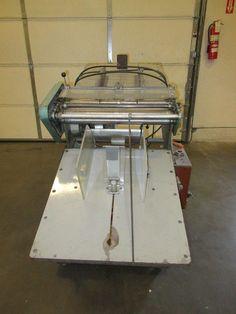 Rotor Scorer, Used
