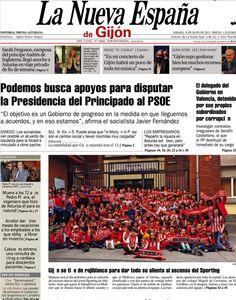 La Nueva Espana 29.05.2015 Sarah Ferguson