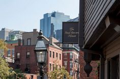 A Walking Tour of Boston's North End: Begin: Paul Revere House, 19 North Square