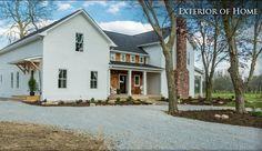 7900 Hunt Club Zionsville IN Farmhouse For Sale