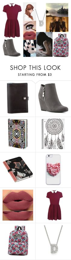 """""""I Hate You!"""" by violett-viol-089 ❤ liked on Polyvore featuring Tiffany & Co., BCBGMAXAZRIA, Christian Lacroix, Radley, GET LOST, Vans and Roberto Coin"""