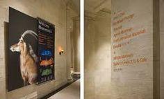 Resultado de imagem para signage ideas historic spaces