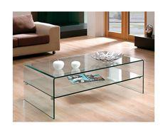 Rialto Glass Coffee Table | Glass Tables | Unique Coffee Tables | Coffee Tables Sydney
