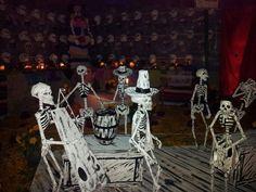 El esqueleto mexicano