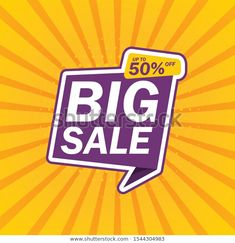 Big Sale Banner Poster 70 Off Stock Vector (Royalty Free) 1544305421 Sale Banner, Sale Poster, Royalty Free Stock Photos, Big, Illustration, Pictures, Image, Photos, Illustrations
