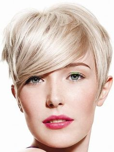 Glam Holiday Short Hair Styles