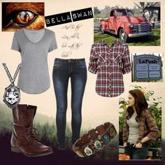 """BELLA SWAN"" by amelia-328 on Polyvore"