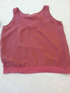 3143f0b0275c3 90s blush pink silk top. slouch tank top - small to medium by ...