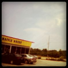 @allietweettweet #wafflehouse #instagram #iphoneography