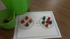 Math Center: Greater than/ less than